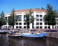 Opera House, Amsterdam. Royalty Free Stock Photography