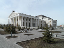 Opera house in Astana Stock Photos