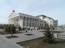 Opera house in Astana Stock Photos