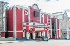 Opera House and Barn Theatre in Port Elizabeth Stock Photography