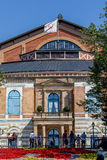 Opera house Bayreuth 2015 Royalty Free Stock Photos