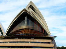 Opera House @ Circular Quay, Sydney Royalty Free Stock Image