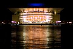 Opera house in Copenhagen Royalty Free Stock Image