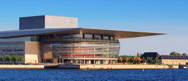 Opera house in Copenhagen Royalty Free Stock Photos