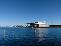 Opera  House in Copenhagen Stock Photo