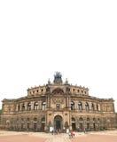 Opera House, Stock Image