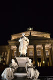 Opera house - Gendarmenmarkt, Berlin Stock Photos