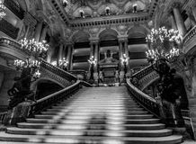 Opera House. L in Paris France Royalty Free Stock Photo