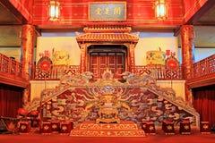 Opera House In Hue Imperial City, Vietnam UNESCO World Heritage stock image
