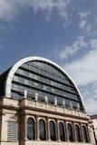 Opera house in Lyon, France. Opera house near the city hall in Lyon, France Stock Photography