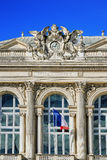 Opera House in Montpellier, France Royalty Free Stock Photography