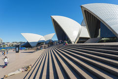 Opera house mother photo family Stock Photography