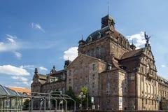 Opera House of Nuremberg, Germany, 2015 Stock Photo