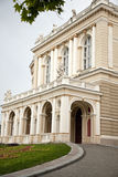 Opera-house in Odessa Stock Photos