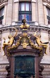 Opera House - Paris Royalty Free Stock Photos