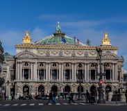 Opera House. In Paris France Royalty Free Stock Photography