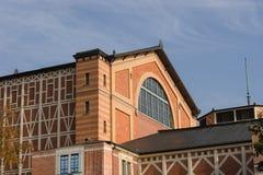 Opera house - Richard Wagner Festival Royalty Free Stock Photo