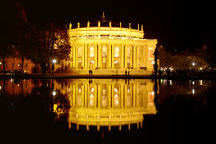 Opera house - Stuttgart Stock Photography