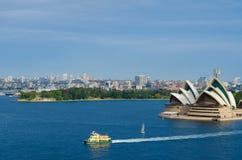 Opera House ,Sydney,Australia. Royalty Free Stock Photos