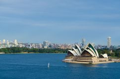 Opera House ,Sydney,Australia. Royalty Free Stock Images