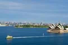 Opera House ,Sydney,Australia. Royalty Free Stock Photo
