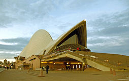 Opera House, Sydney Stock Photography