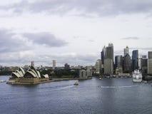 Opera House, Sydney, Australia Royalty Free Stock Images