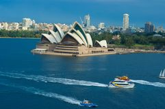 Opera House ,Sydney,Australia. Stock Photography