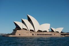 Opera house in Sydney. Royalty Free Stock Photos
