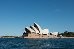 Opera house in Sydney. Stock Photography
