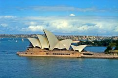Opera House, Sydney stock images