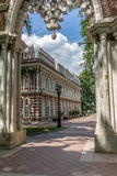 Opera House in the Tsaritsyno park Royalty Free Stock Photography