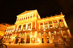 The Opera house in Vienna Stock Photography