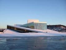 Opera-huis Royalty-vrije Stock Afbeeldingen