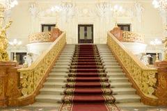 Opera Interior Royalty Free Stock Image