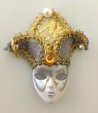 Opera koncerta maskarady sekretu maska Obraz Royalty Free