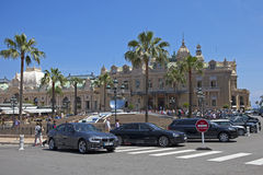 Opera Monte-Carlo Stock Photography