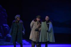 """Opera nemica diufficiale-Pechino del personale che """"Taking il  del € di Tiger Montain By Strategyâ Immagine Stock Libera da Diritti"""