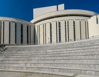 Opera Nova in Bydgoszcz, Poland Stock Image