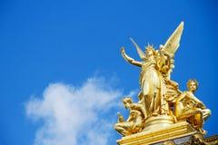 Opera obywatel de Paryż obraz stock