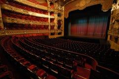 Opera obywatel de Paryski Garnier, Francja zdjęcie royalty free