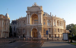 Opera odessa Stock Images