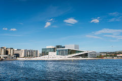 Opera oslo Royalty Free Stock Images