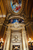 The Opera or Palace Garnier. Paris, France. Royalty Free Stock Photography