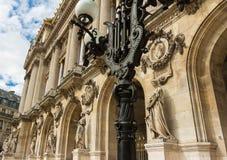 The opera palace Garnier, Paris, France. Stock Photo