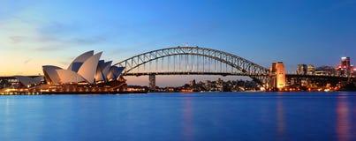 Opera & Panorama Royalty Free Stock Images