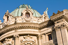 Opera in Parijs Royalty-vrije Stock Foto's