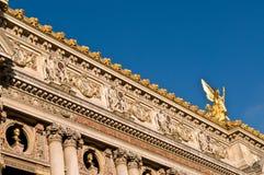 Opera in Parijs Stock Afbeelding