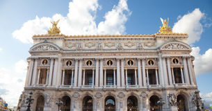 The Opera of Paris Royalty Free Stock Photo