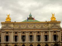 Opera Paris Foto de Stock